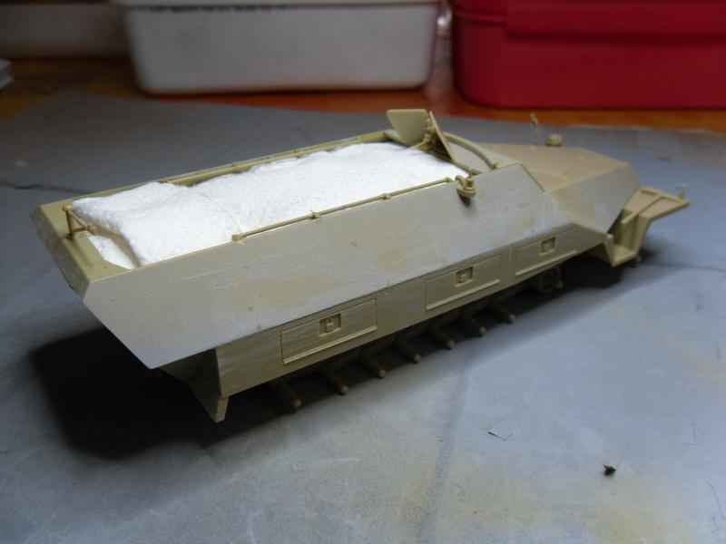 Sd.Kfz 251/1 - Ausf.D Tamiya 1/35-Maj 17/09/11 Sam_0033