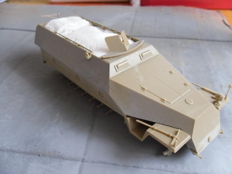 Sd.Kfz 251/1 - Ausf.D Tamiya 1/35-Maj 17/09/11 Sam_0034