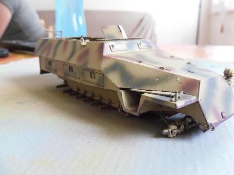 Sd.Kfz 251/1 - Ausf.D Tamiya 1/35-Maj 17/09/11 Sam_0115