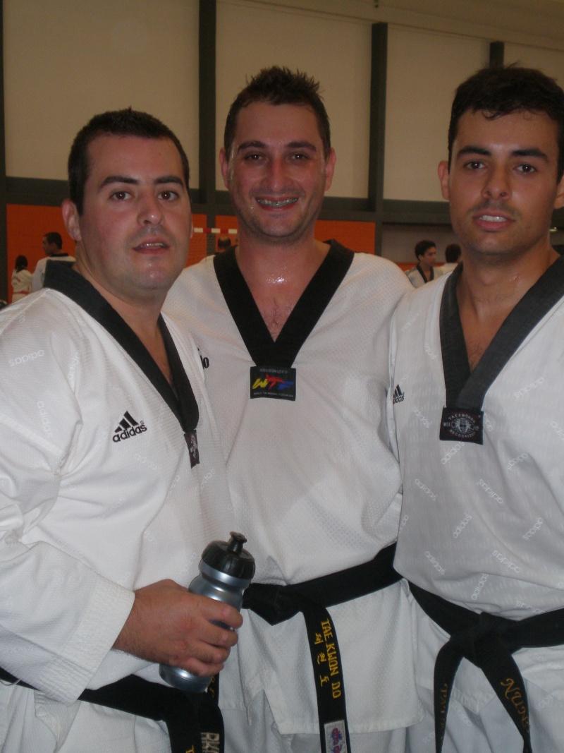 V Seminario Internacional Taekwondo AEHT Pa040010