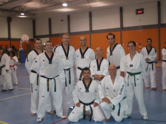 V Seminario Internacional Taekwondo AEHT Pa040011