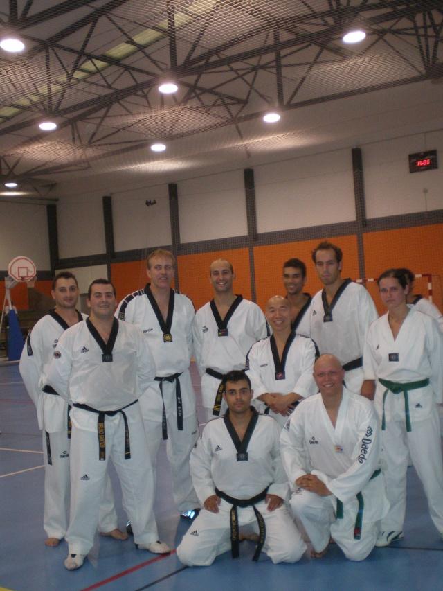 V Seminario Internacional Taekwondo AEHT Pa040012