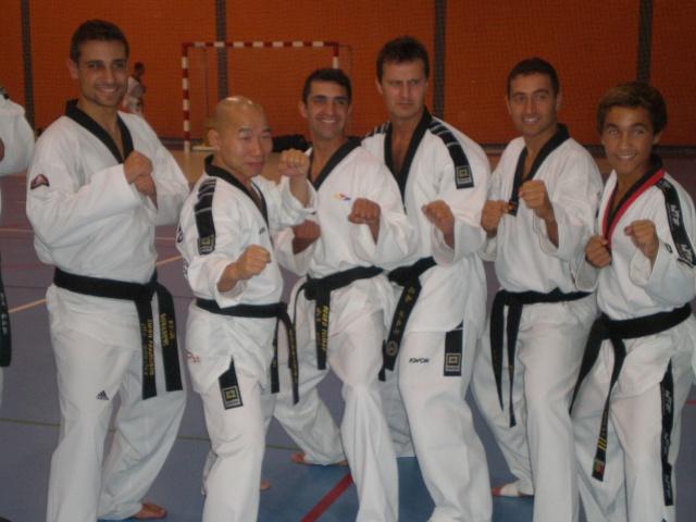 V Seminario Internacional Taekwondo AEHT Pa040013