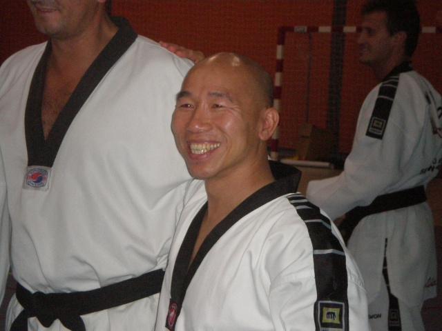 V Seminario Internacional Taekwondo AEHT Pa040014