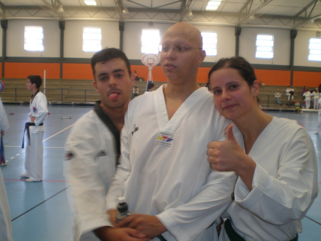 V Seminario Internacional Taekwondo AEHT Pa040016