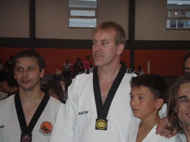 V Seminario Internacional Taekwondo AEHT Pa040017
