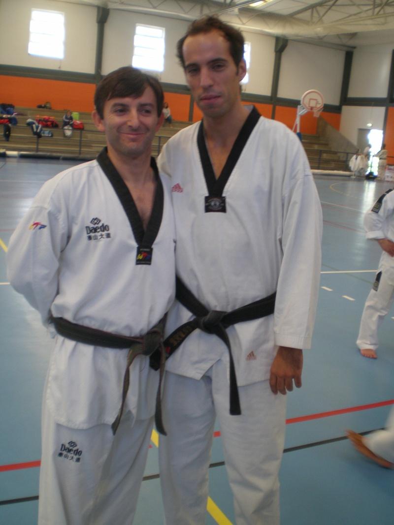 V Seminario Internacional Taekwondo AEHT Pa050011