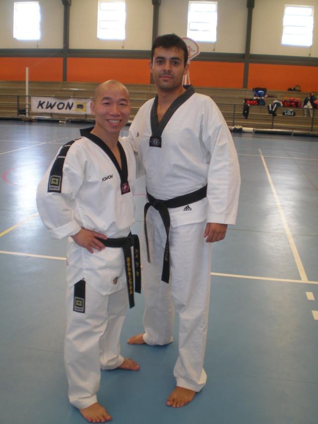 V Seminario Internacional Taekwondo AEHT Pa050112