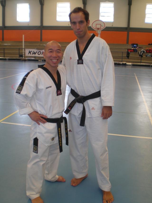 V Seminario Internacional Taekwondo AEHT Pa050113
