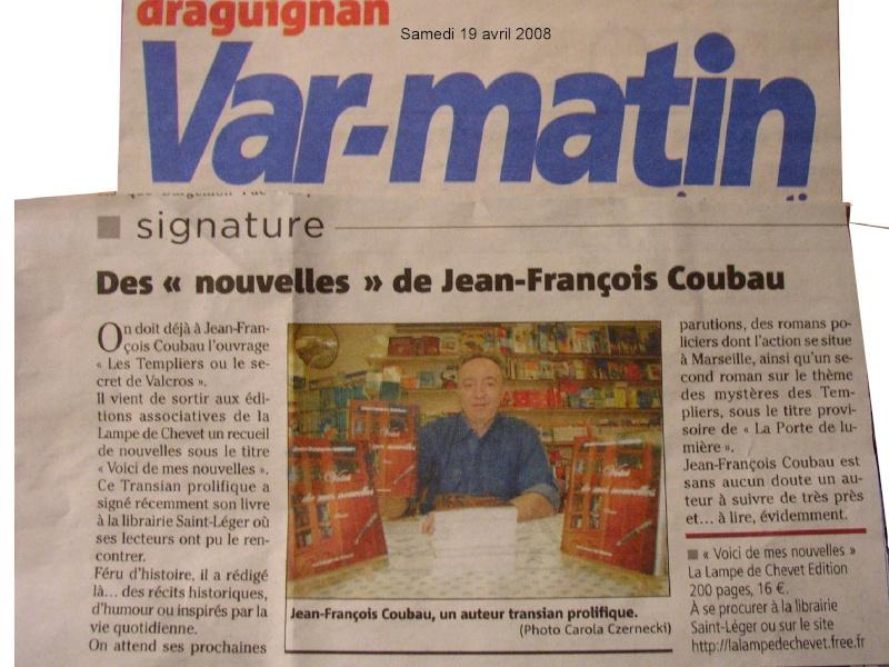 New des auteurs Varmat10
