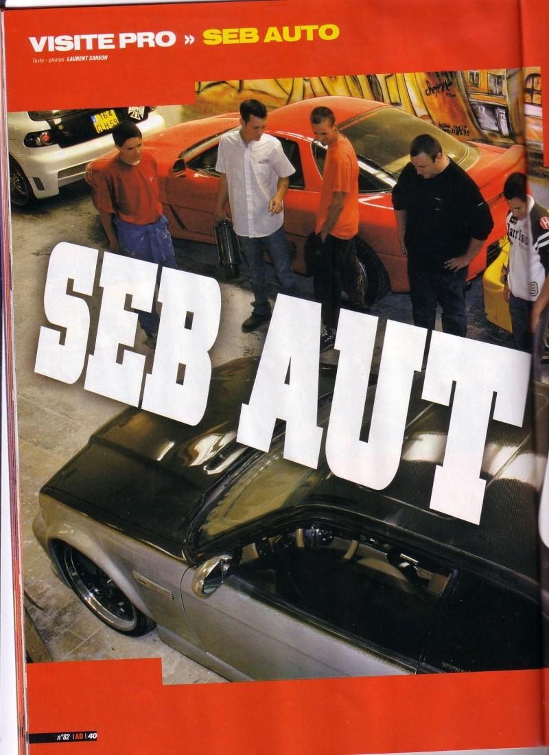 auto design tuning (garage seb auto) Seb110