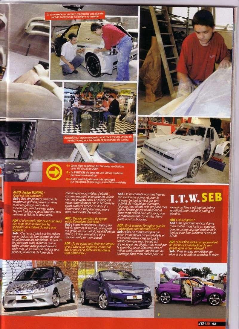 auto design tuning (garage seb auto) Seb410