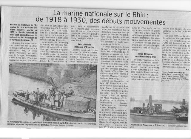FORCES MARITIMES DU RHIN - Page 2 Marine10