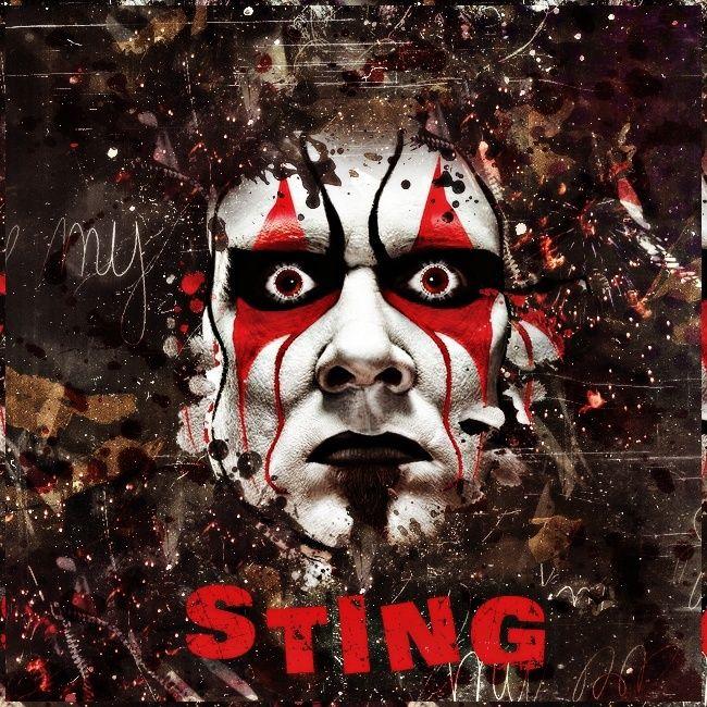 Cruiserweight Championship Match Sting10