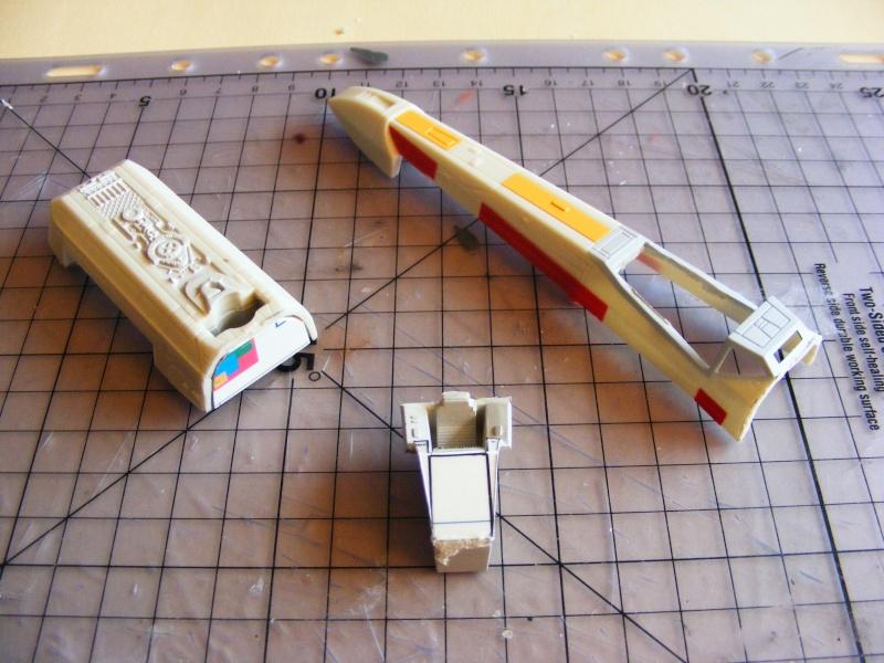 x-wing revell! Dscf1221