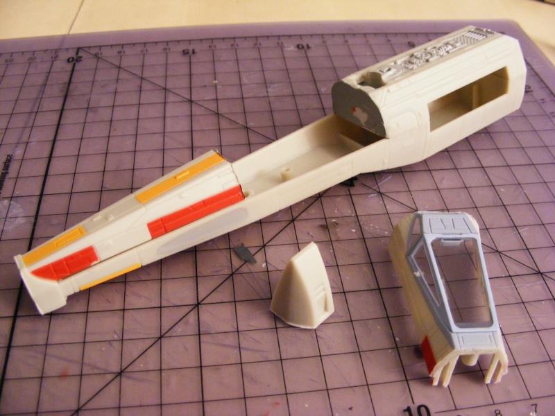 x-wing revell! Dscf1223