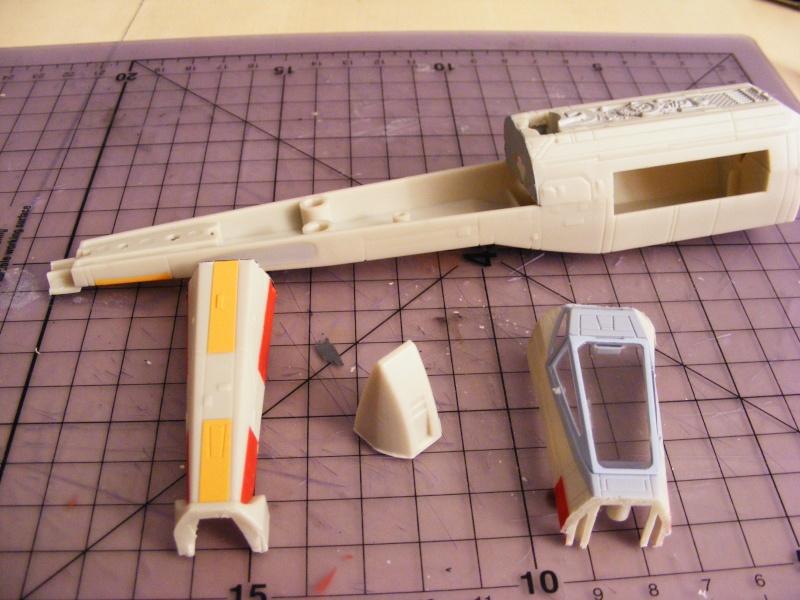 x-wing revell! Dscf1224