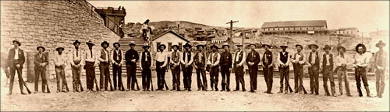 Les Rangers en Arizona 1901 - 1909  Azhist10