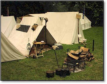 tentes old west Tents110