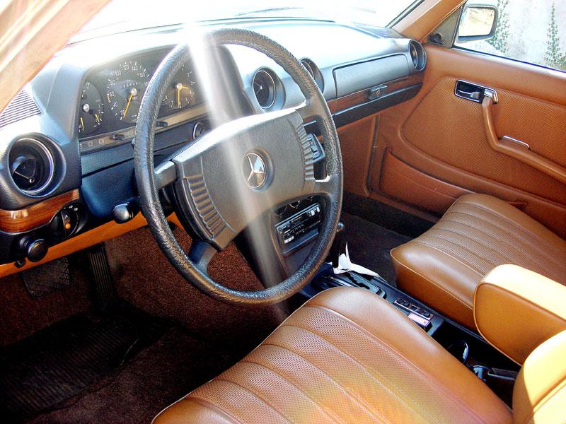 Vendo W123 280E 1979. r$ 20.000,00 Mb0410