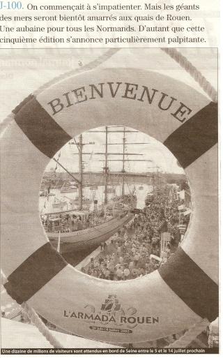 [Activité hors-Marine des ports] LE PORT DE ROUEN Numeri25