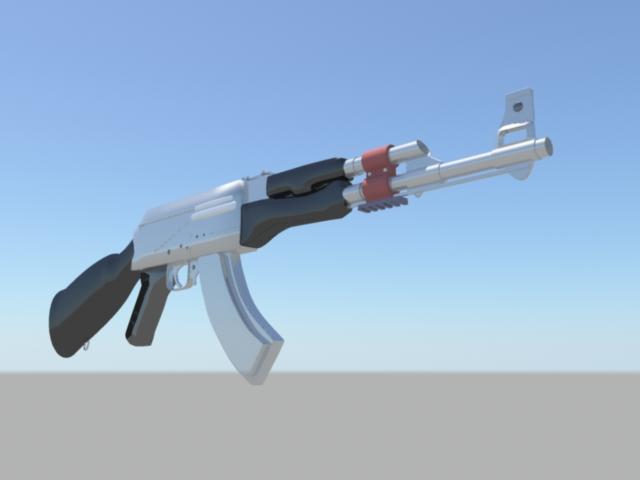 [AK-74S] Barrel mount ou normal ? 111