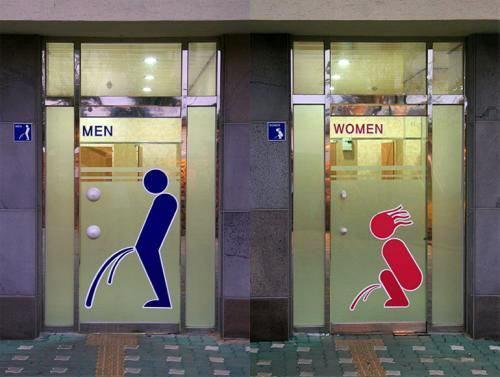 Wierd Toilet Signs Bathro10