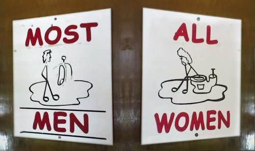 Wierd Toilet Signs Bathro11