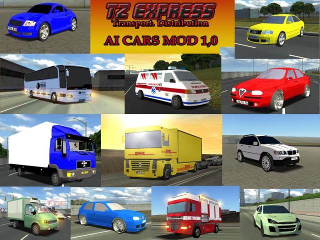 Tz Expres AI car pack Tz_ai_10
