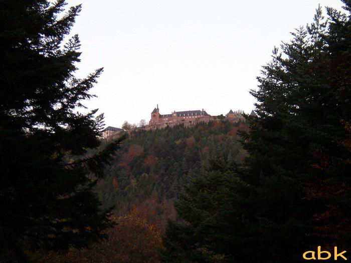 Le Mont Sainte-Odile Automn12