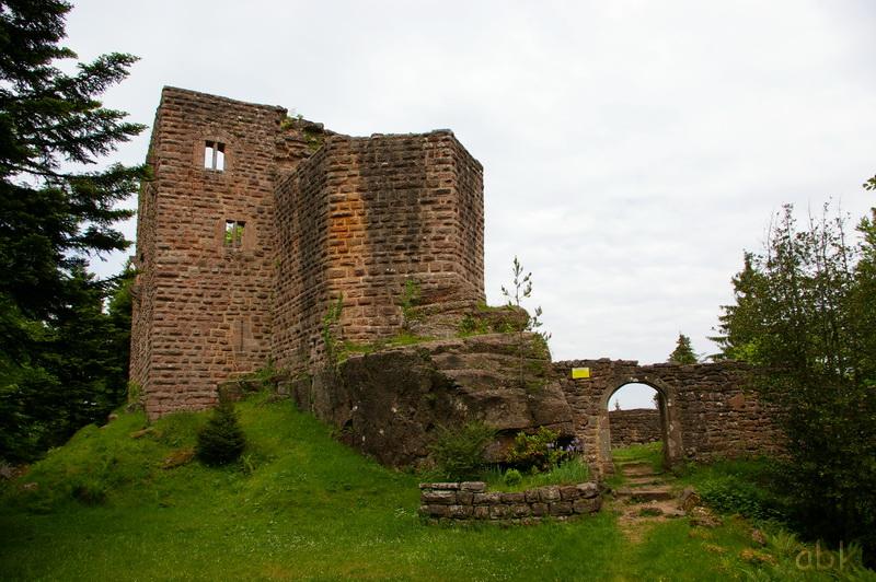 Le Château du Birkenfels Birken13