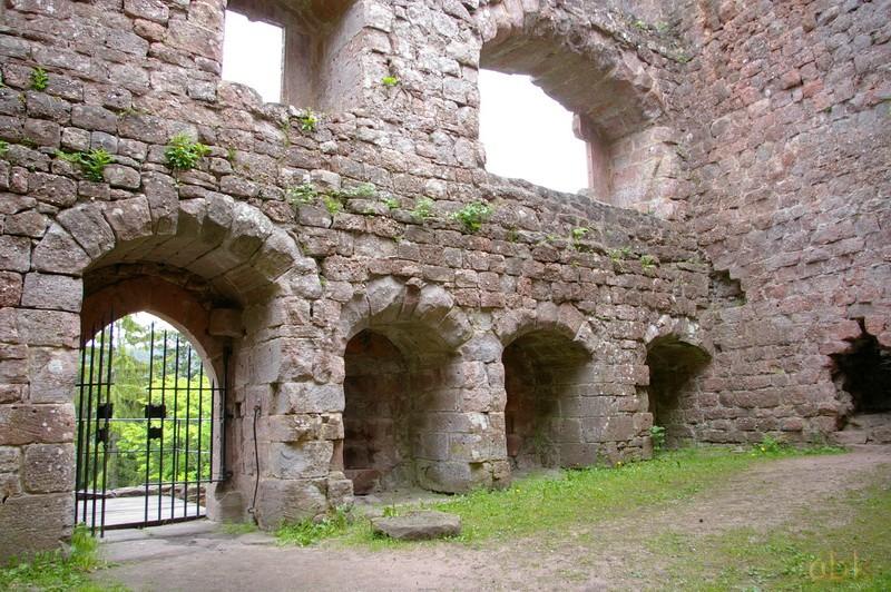 Le Château du Birkenfels Birken16