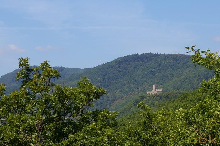 Vue depuis le Rocher Ste-Richarde Imgp2613