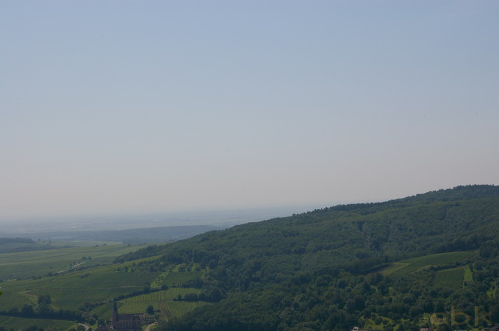 Vue depuis le Rocher Ste-Richarde Imgp2616