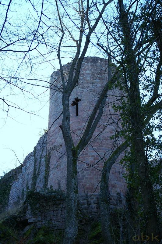Le Château du Landsberg Imgp2833