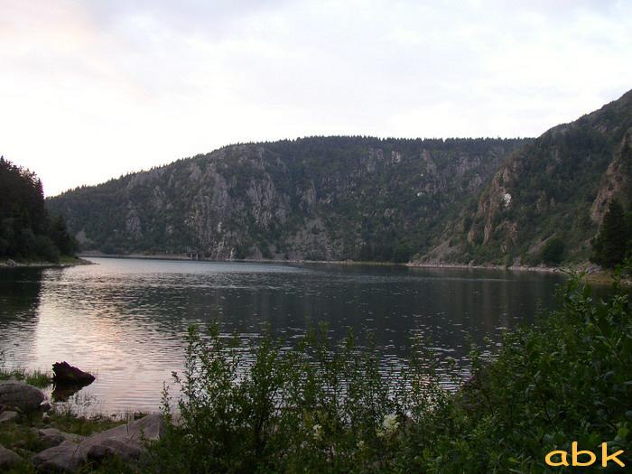 Lac Blanc - Lac Noir Lacs_b13