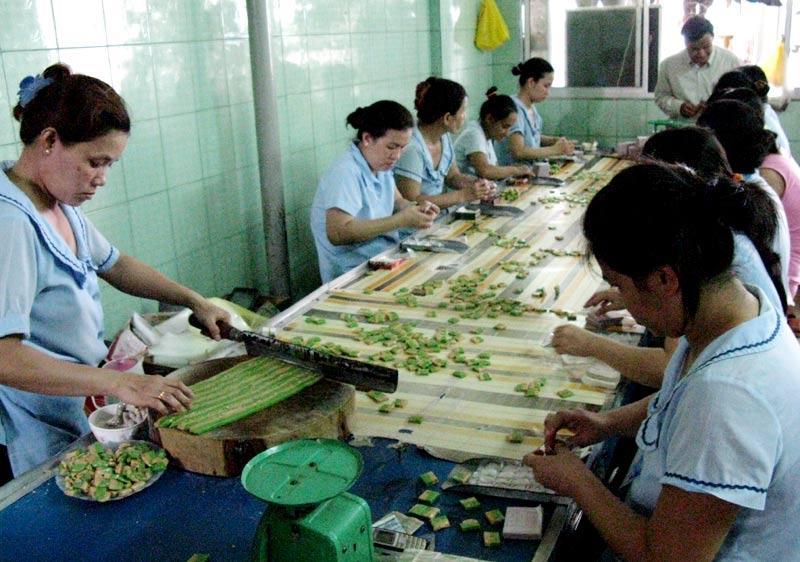 Hương dừa Bến Tre 02051117