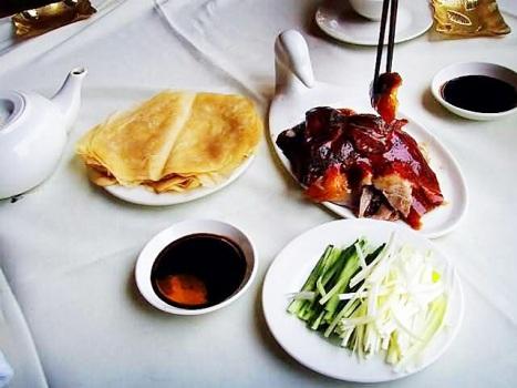 Tản mạn Vịt quay Bắc Kinh  07042011