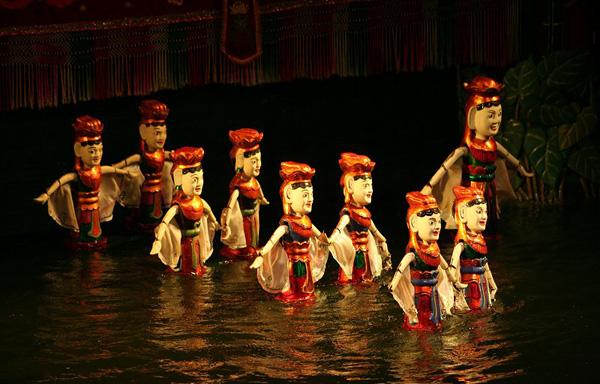 Những điều bạn chưa biết về múa rối nước  11111910