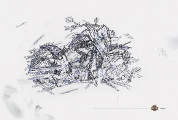 Nghệ thuật ý nghĩa từ những thứ giản dị nhất  11122k17