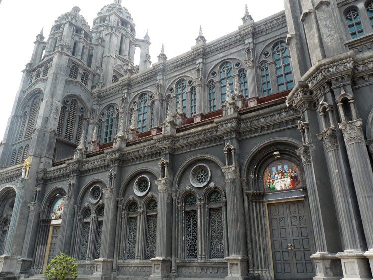 Những nhà thờ đẹp ở Nam Định 1117