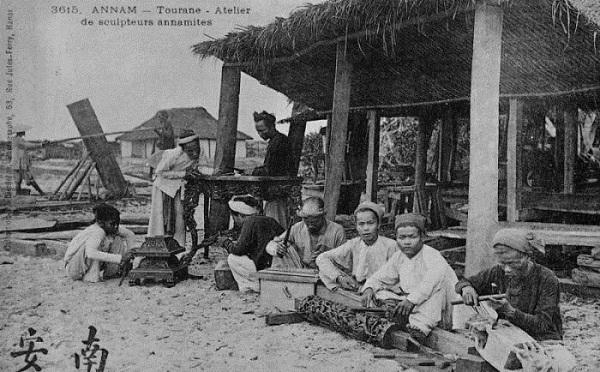 Mưu sinh của người Việt cuối thế kỉ 19 12032319