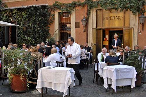 Khám phá ẩm thực thành Roma 12042010