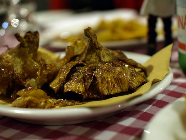 Khám phá ẩm thực thành Roma 12042011