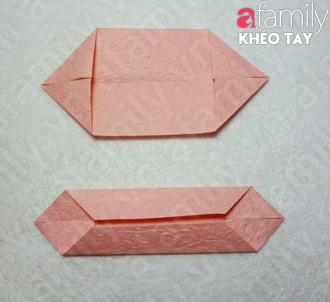 Gấp hoa sen giấy 12050521