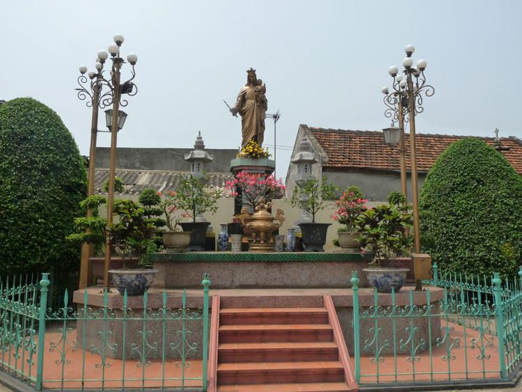 Những nhà thờ đẹp ở Nam Định 1413
