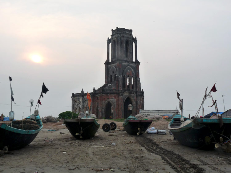 Những nhà thờ đẹp ở Nam Định 1714