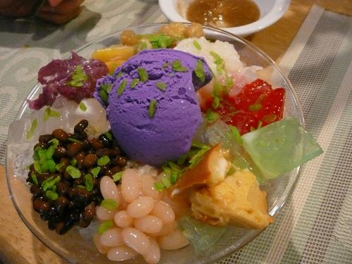 Halo Halo - món hoa quả dầm Philippines 18042011