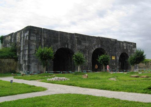 Thành nhà Hồ, công trình độc nhất vô nhị tại Việt Nam 1a11