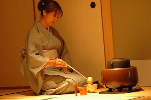 Những điều thú vị trong trà đạo của người Nhật  20042015